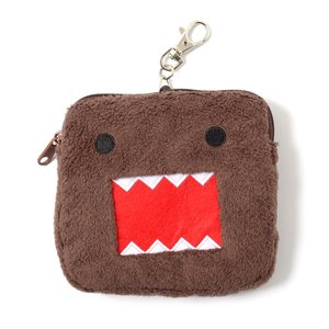 Plushies / Plushie Accessories / Domo Face Pass Case