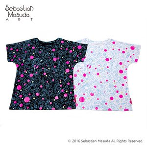 6%DOKIDOKI Colorful Rebellion Graphic Tee