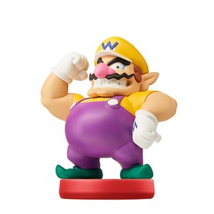 Gaming / Game Accessories / Super Mario Wario amiibo