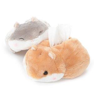 Coroham Coron Hamster Tissue Box Covers
