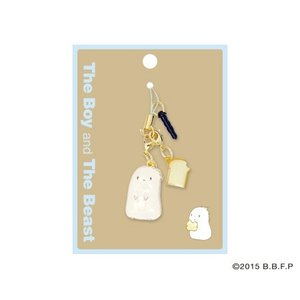 Stationery / Smartphone Straps / The Boy and the Beast Chiko Charm Strap