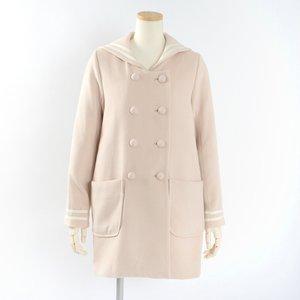 E Hyphen World Gallery BonBon Sailor Coat