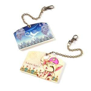 Sindbad the Sand-Cat Pass Cases