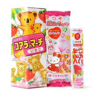 Home & Kitchen / Snacks / Pink Snack Set (Small)