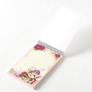 Sindbad the Sand-cat Notepad