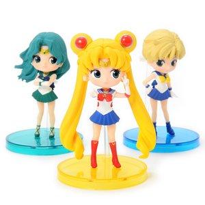 Figures & Dolls / Scale Figures / Chibi Figures / Sailor Moon Q Posket Petit Vol. 3