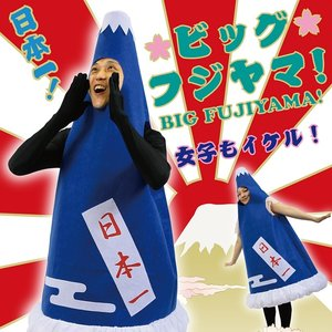 Otaku Apparel & Cosplay / Non-Character Cosplay / Big Fujiyama Cosplay Outfit