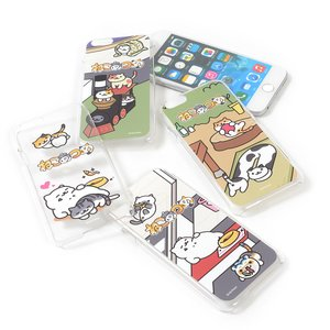 Stationery / Smartphone Cases / Neko Atsume Smartphone Case Ver. 2 for iPhone 6/6s