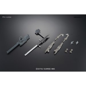 Toys & Knick-Knacks / Plastic Models / HG 1/144 Gundam: IBO Second Season MS Option Set 7