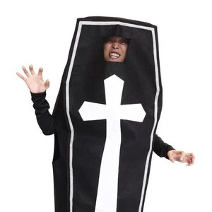 Otaku Apparel & Cosplay / Non-Character Cosplay / Coffin Costume