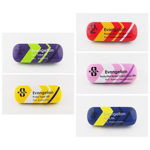 Evangelion Glasses Case Collection