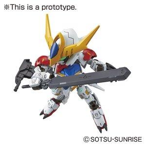 Toys & Knick-Knacks / Other Goods / SD EX-Standard Gundam: IBO Second Season 014 Gundam Barbatos Lupus