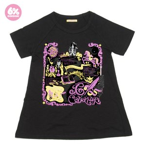 "6%DOKIDOKI ""How to Make 6%DOKIDOKI"" A-Line T-Shirt"