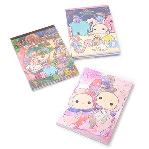 Stationery / Notebooks & Memo Pads / Sentimental Circus Temaneki Kagee no Alice Memo Pads
