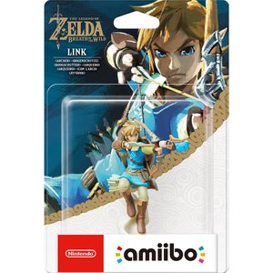 Gaming / Game Accessories / Legend of Zelda: Breath of the Wild - Archer Link amiibo