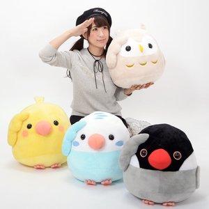 Plushies / Big Plushies / Kotori Tai Pipitto! Bird Plush Collection (Big)