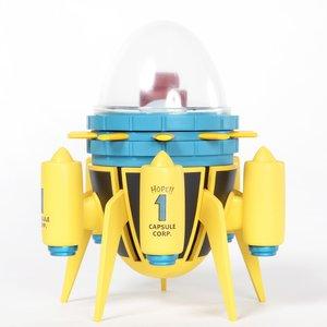 Dragon Ball Super Mega World Collectable Figure: Time Machine