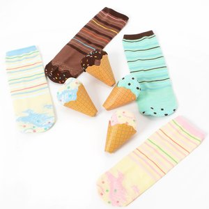 Home & Kitchen / Roomwear & Sleepwear / J-Fashion / Socks & Tights / Ice Cream Socks