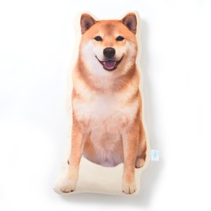 Home & Kitchen / Cushions / Japanese Shiba Maru Big & Cute Cushion