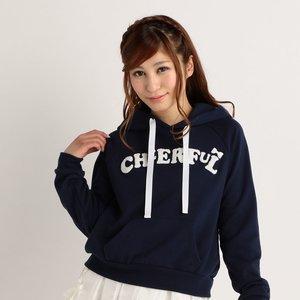 J-Fashion / Cardigans & Hoodies / LIZ LISA Chenille Pullover