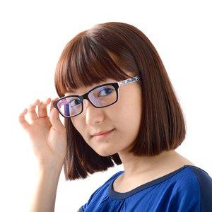 Super Sonico Original Collaboration Glasses