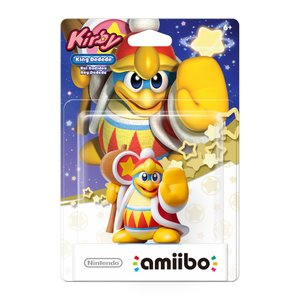 Gaming / Game Accessories / Kirby Series Wave 1 King Dedede amiibo (US Ver.)