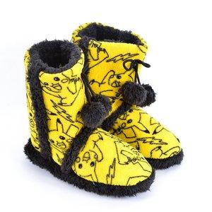 Pokémon Pikachu All-Over Print Boot Slippers