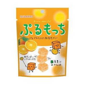 Home & Kitchen / Snacks / Puru Mochi Mandarin Orange Flavor