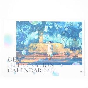 Art Prints / Calendars / Gemi Illustration Calendar 2017