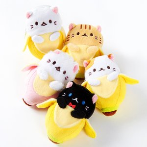 Home & Kitchen / Pouches & Other Cases / Bananya Coin Cases