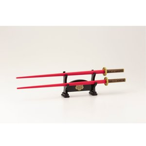 Home & Kitchen / Chopsticks & Cutlery / Hideyoshi Toyotomi Samurai Sword Chopsticks