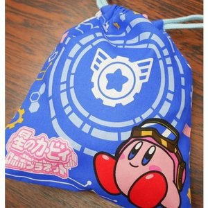 Home & Kitchen / Pouches & Other Cases / Kirby: Planet Robobot Drawstring Bag