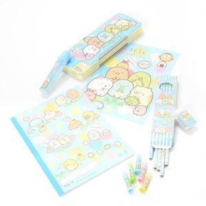 Stationery / Other Stationery / Sumikko Gurashi Go Go School Stationery Gift Set