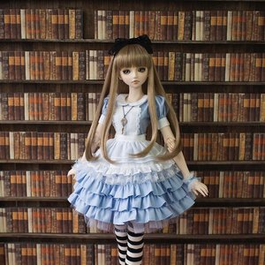 Figures & Dolls / Dolls / Visuadoll Sora Aoki Basic Alice Set