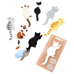 Home & Kitchen / Home Goods / Magnet Hook Cat Tails