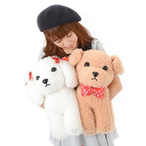 Toy Poodle Mocha-chan Dog Plush Collection (Big)