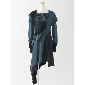 Ozz Conte Faux Layered Dress