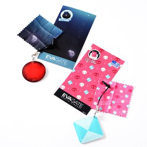 Stationery / Smartphone Accessories / EVAGATE Smartphone Cleaning Cloth Strap
