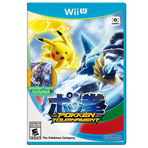 Gaming / Video Games / Pokkén Tournament (Wii U)