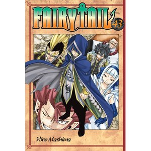 Fairy Tail Vol. 43