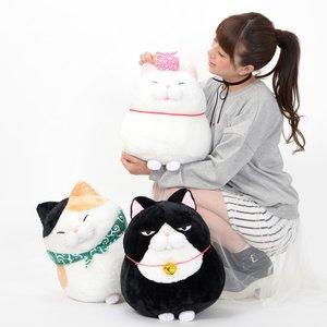 Plushies / Big Plushies / Hige Manjyu Tabi Cat Plush Collection (Big)