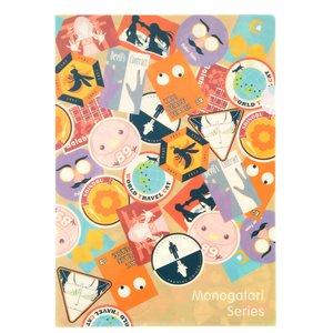 Stationery / Other Stationery / Bakemonogatari Clear Folder