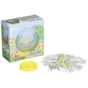 Toys & Knick-Knacks / Games / Kirby's Dream Land Art Ball Jigsaw Puzzle: A Stroll