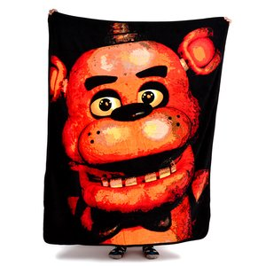 Home & Kitchen / Blankets / Five Nights at Freddy's Throw