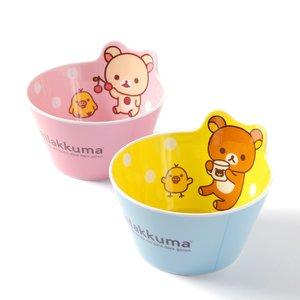 Home & Kitchen / Dishware / Rilakkuma Sonomama Rilakkkuma Bowls