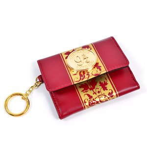 Otaku Apparel & Cosplay / Bags & Wallets / Harry Potter 9 3/4 Mini Trifold Wallet