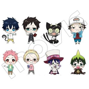 Blue Exorcist Strap Collection