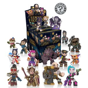 Toys & Knick-Knacks / Collectable Toys / Mystery Mini: League of Legends Series 1