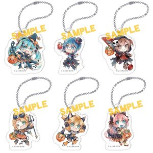 Vocaloid Acrylic Keychain Charm Collection: Niwako Ver.