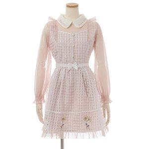 LIZ LISA Margaret Embroidered Dress